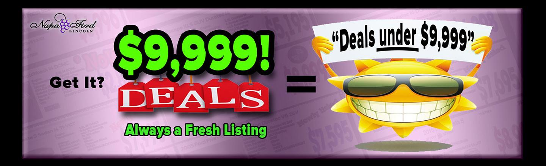 Deals Under 9999