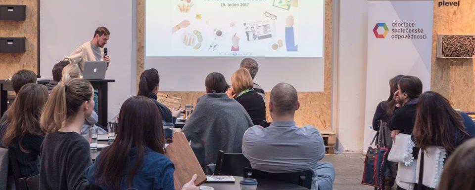 CSR Snídaně: Udržitelný Design
