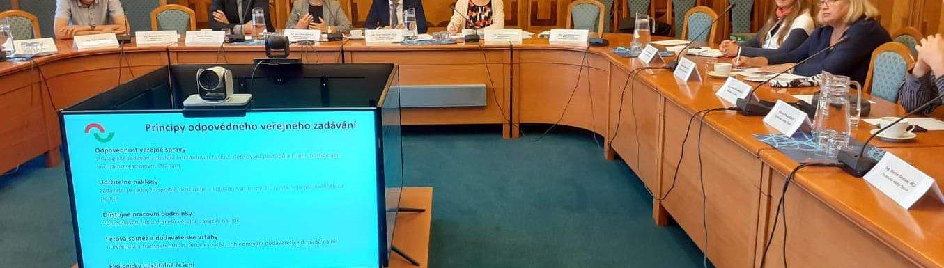 Třetí setkání Platformy zainteresovaných stran CSR