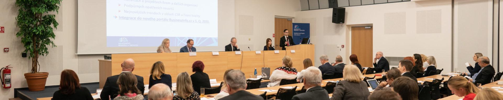 3. ročník Národní konference CSR