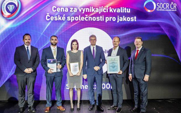 Diamantová liga kvality 2019: Mezi vítězi jsou prodejny řetězců i rodinná cukrárna