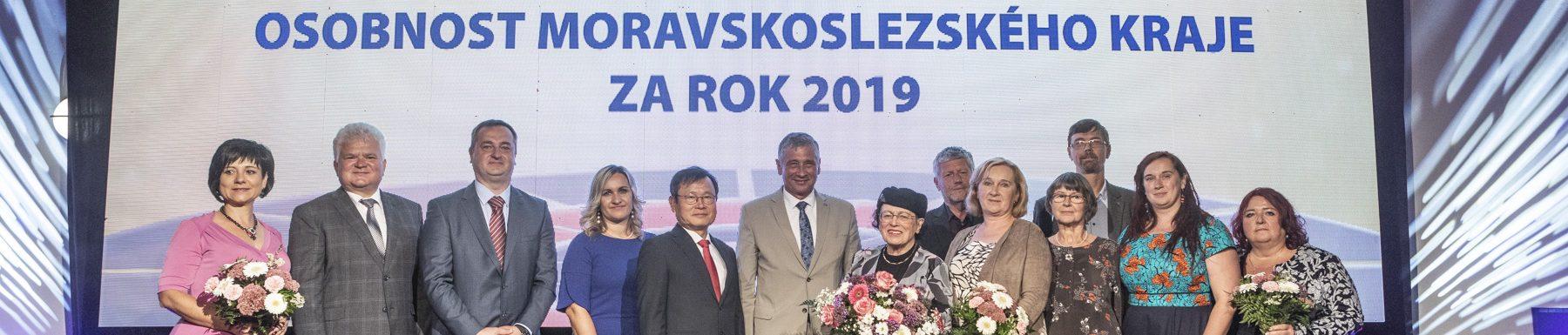 Byly předány Ceny hejtmana za společenskou odpovědnost a titul Osobnost Moravskoslezského kraje