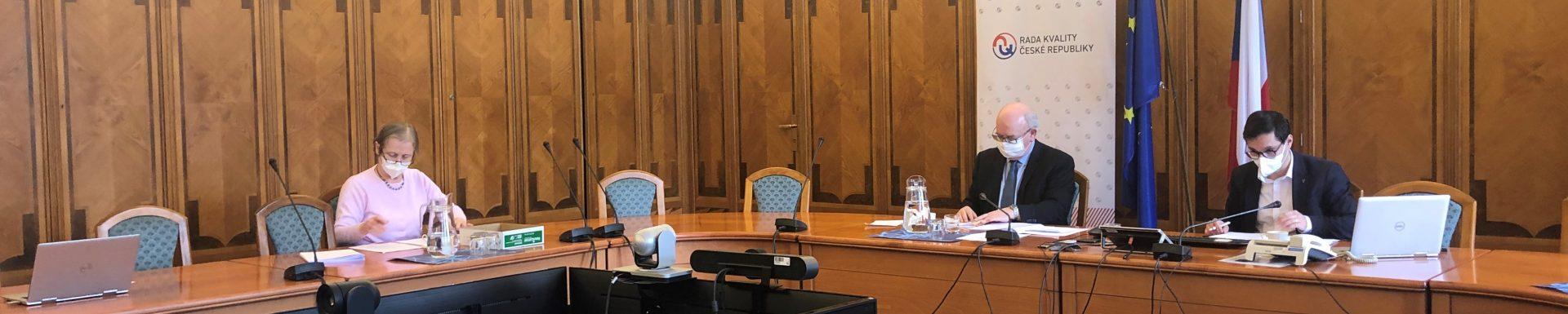 Rada kvality ČR představila hlavní cíle pro rok 2021