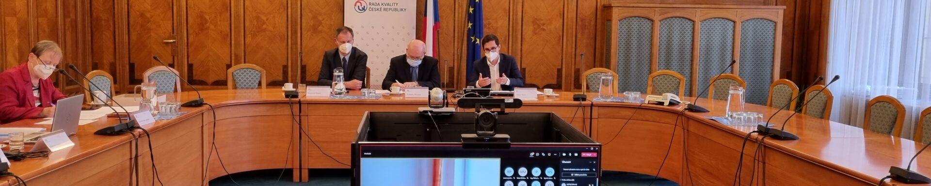 Na 77. zasedání Rady kvality ČR byly představeny stěžejní akce k Měsíci kvality