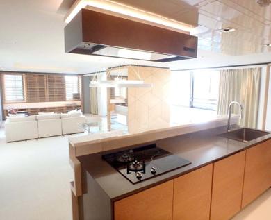 9399 W. Rockledge Lane kitchen