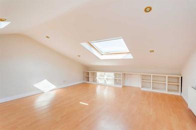 Bright attic