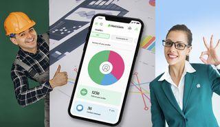 Nattiam: sustainable platform for sustainable professionals