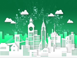 Bib Data in city