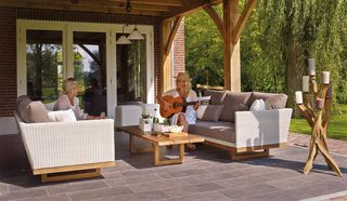 Ecofriendly outdoor furniture
