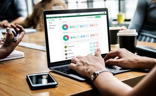 Analytic dashboard nattiam.com