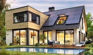 Environment and tecnologic green home