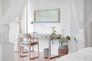 Home staging bedroom