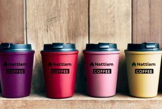 Nattiam reusable coffee