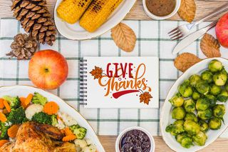 Cover of Thanksgiving article