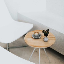 Maple wood coffe table