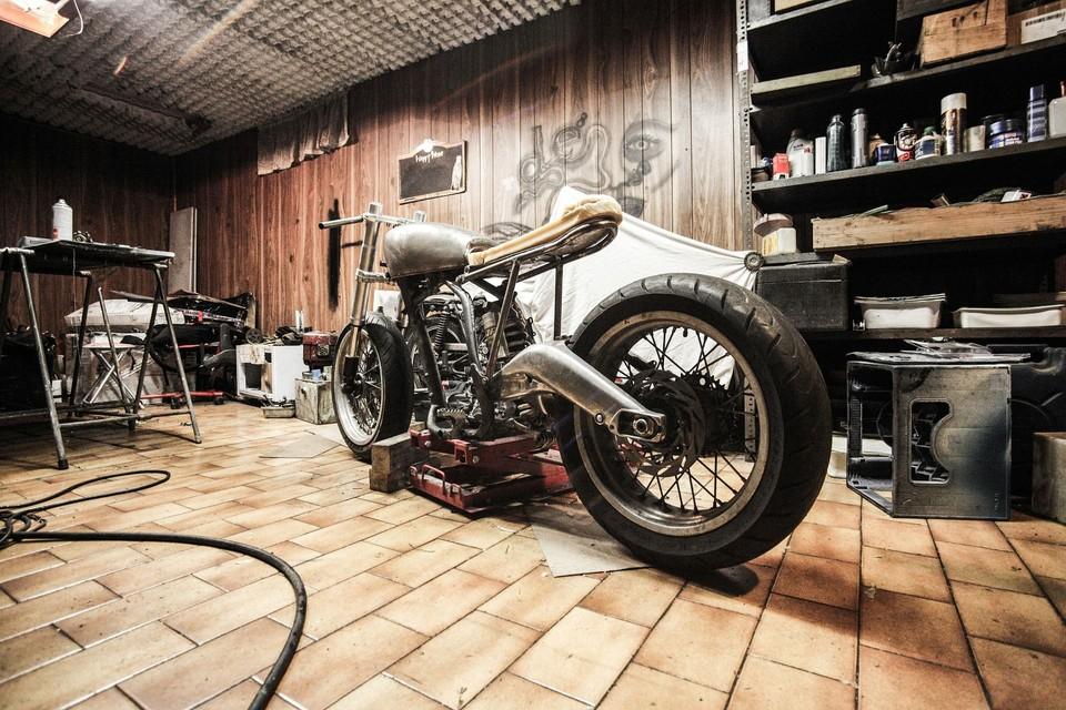 Garage desing image
