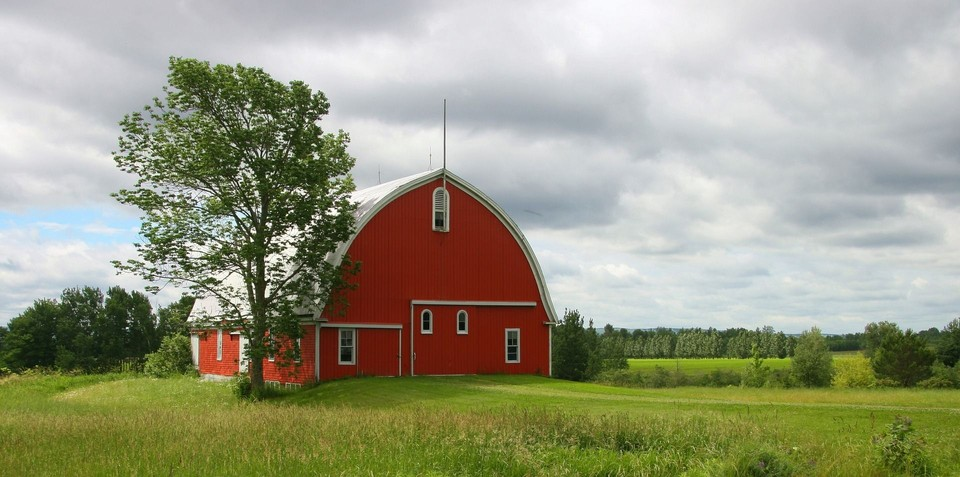 The barn you always wanted