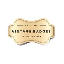 Vintage Badges logo