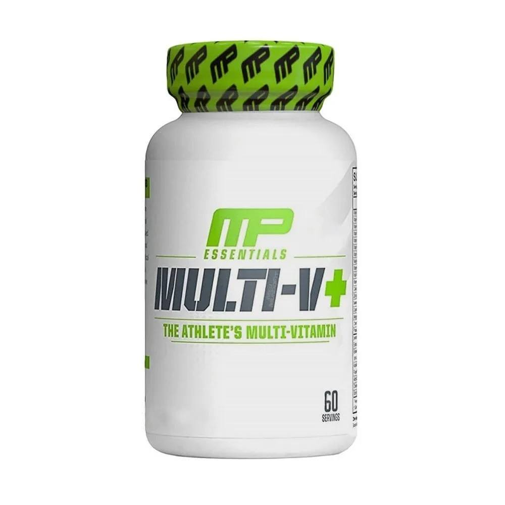 Multivitamínico Muscle Pharm Multi-v 60 Caps