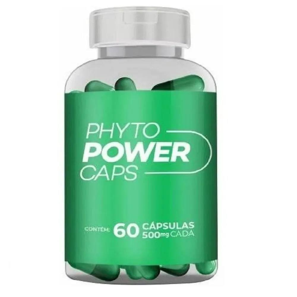 Phyto Power Caps 60 cápsulas 500 mg Vida Natural
