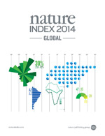Nature Index 2014 Global