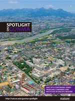Spotlight on Gunma