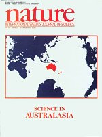 Science in Australasia