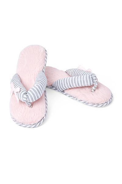 Polka Slippers