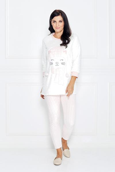 Meow Pajama Set