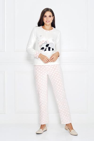 Snow Flake Pajama Set