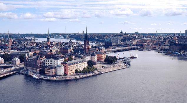 Stockholm City, Sweden