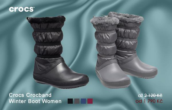 Crocs Crocband Winter Boot Women