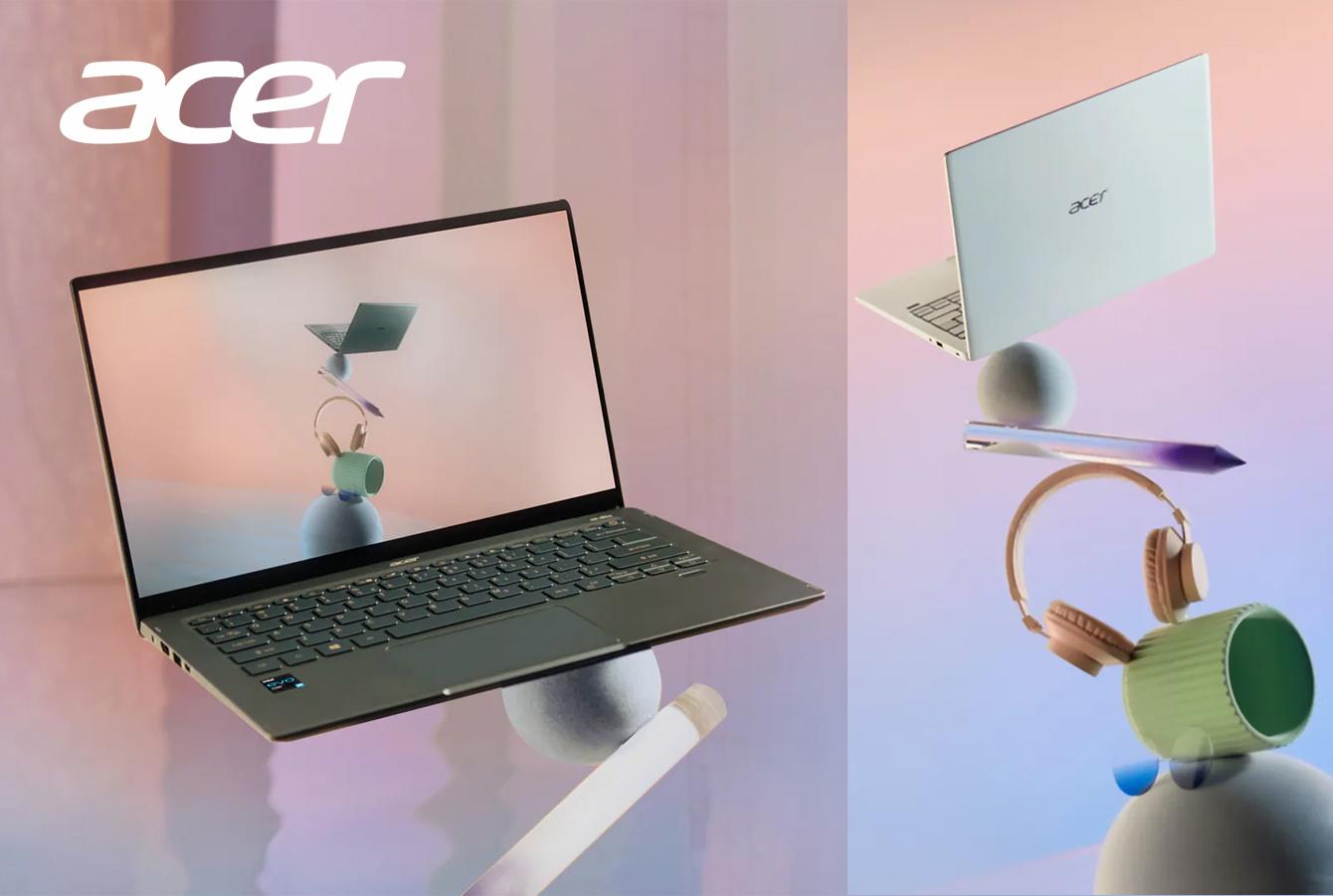 Acer produkty