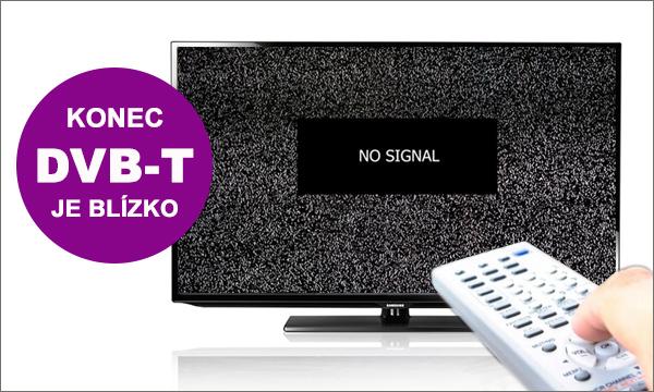 DVB-T končí