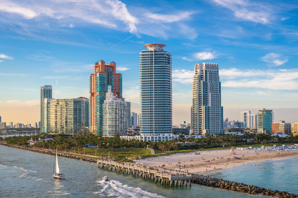 commercial real estate buildings in miami beach florida