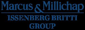 Marcus & Millichap Issenberg Britti Group Logo