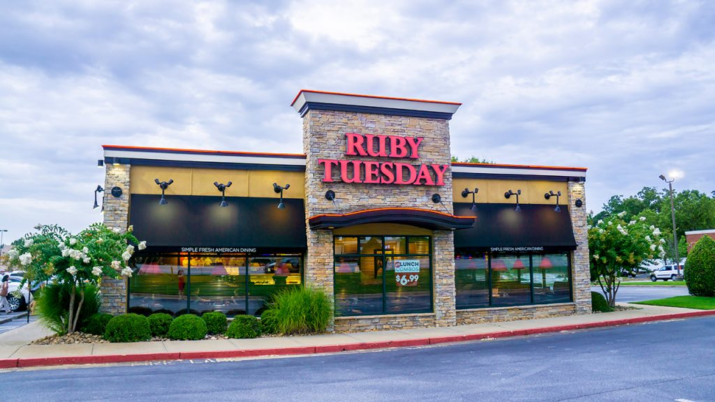 Ruby Tuesday's Restaurant