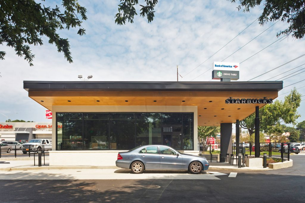 Starbucks Net Lease Drive Thru