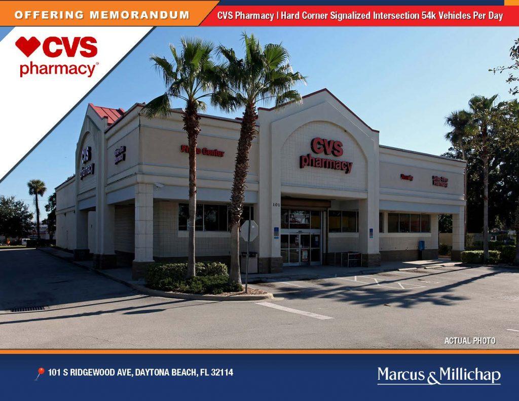 CVS Daytona Beach FL For Sale