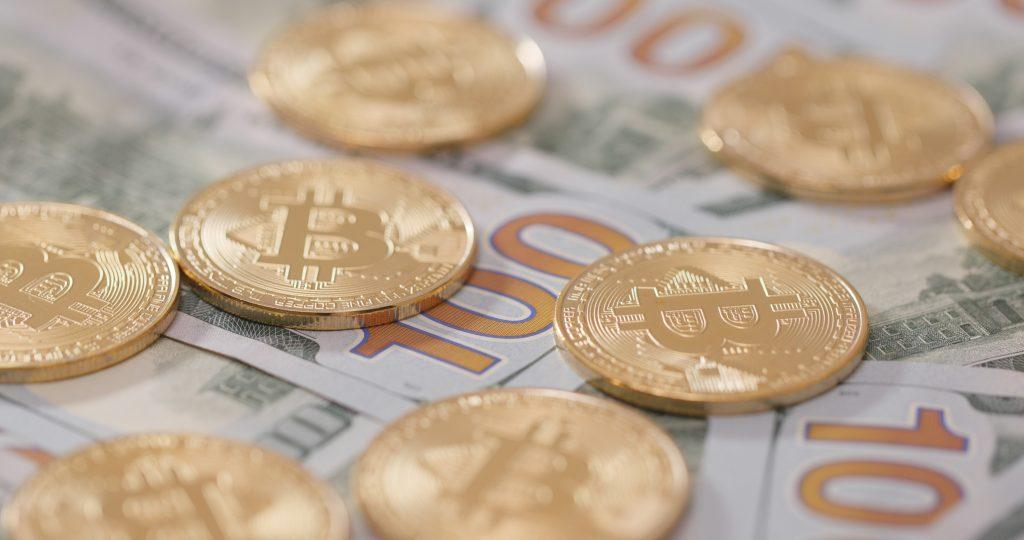 Bitcoin on USD