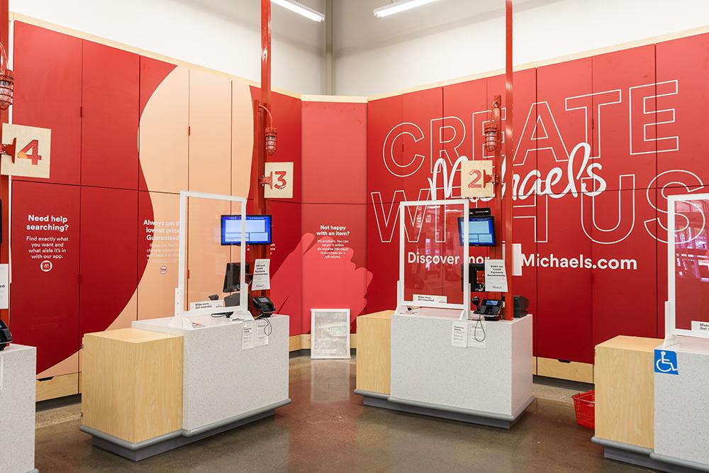Michael's Store Concept