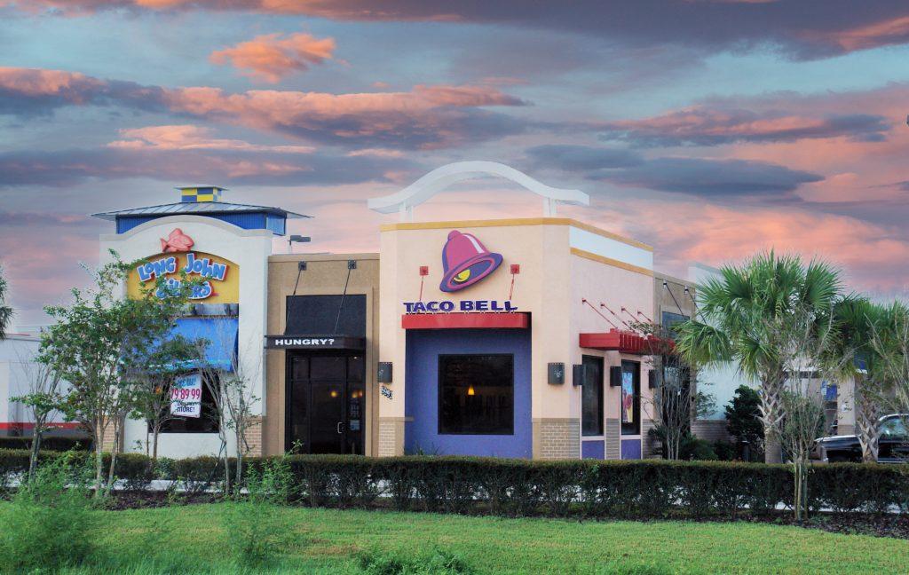 Taco Bell NNN for sale Florida