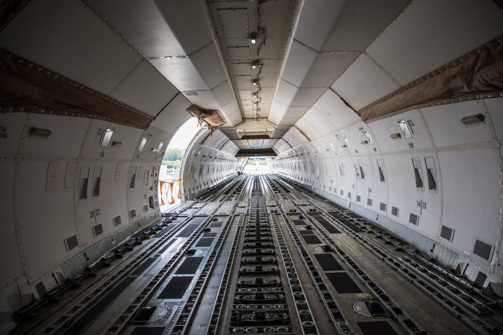 Network Aviation Group - B747-400F Aircraft Virtual Tour Image