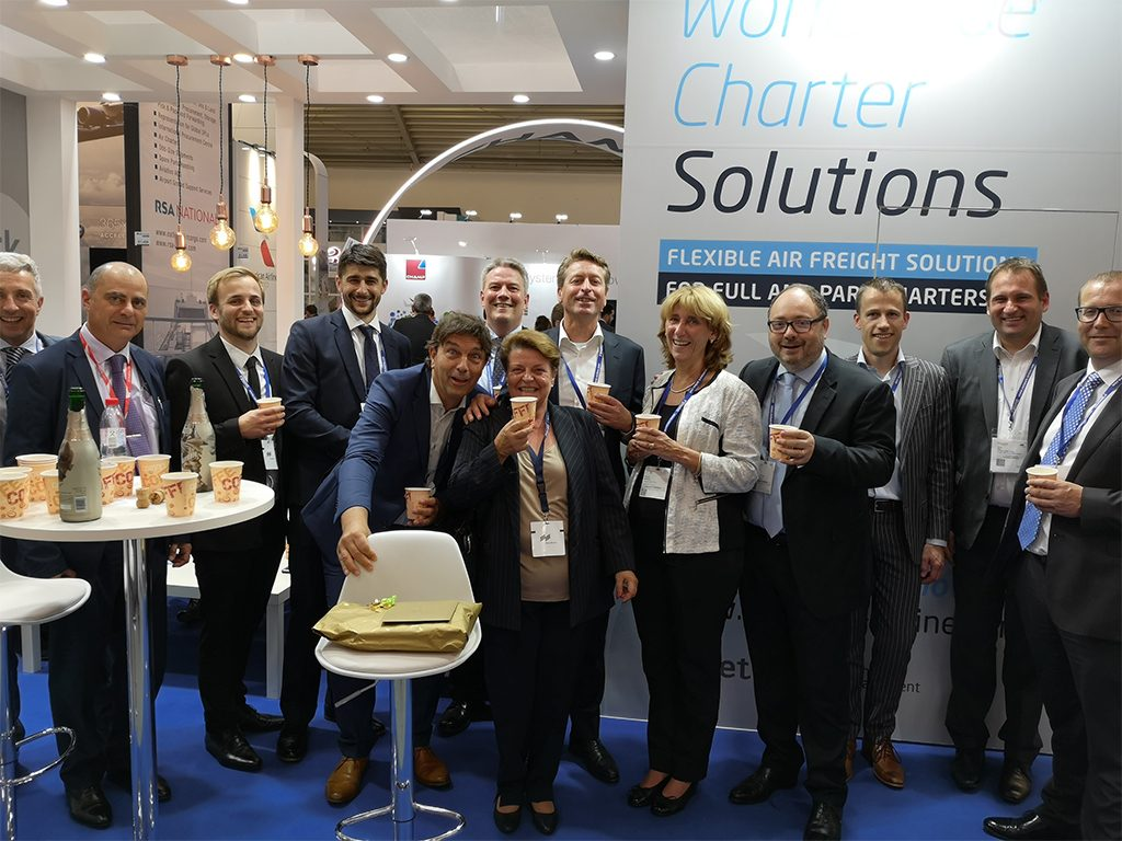 Network Aviation Group at Air Cargo Europe - Munich 2019