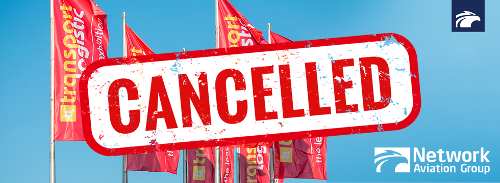 Air Cargo Europe 2021 CANCELLED! - Network Aviation Group