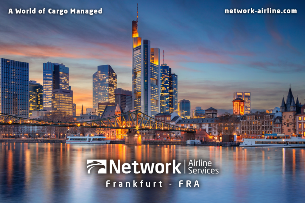 Network Airline Services in Frankfurt (FRA) Relocate Their Office - Network Aviation Group