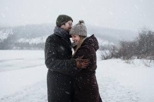 <b>Att resa till vintern och kärlek som bubblar</b>