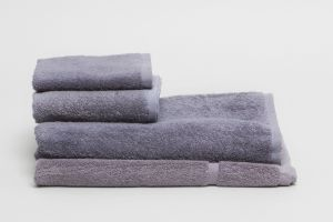 Euro Bath Towel Charcoal 480 Gsm