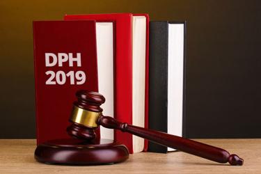 dph v roce 2019