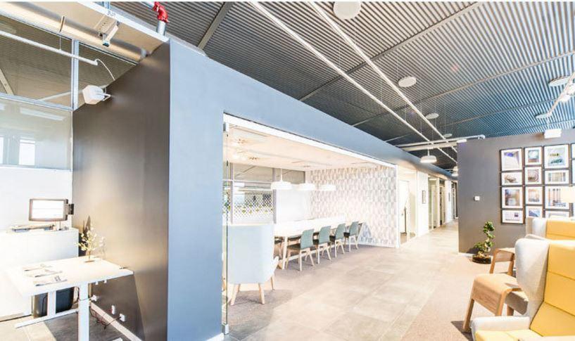 Exklusivt kontorshotell k penhamn flygplats